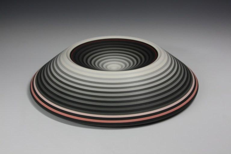 OPject Reversal no.19, D: 33.5 cm × H: 6.7cm, 2015, Jin Eui Kim