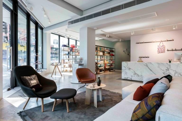 Ground floor, HAY Sydney store