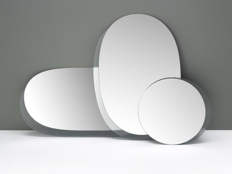 Plateau mirror designed by Sebastian Herkner for ex.t. Image: supplied