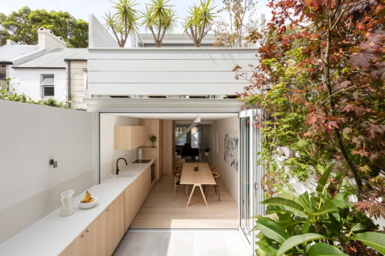 Sydney Terrace by Benn & Penna. Photo: Tom Ferguson