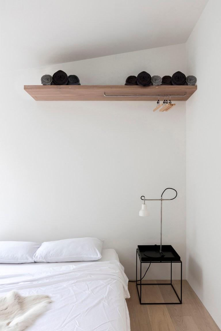 Bedroom, Surry Hills Terrace by Benn & Penna. Photo: Tom Ferguson