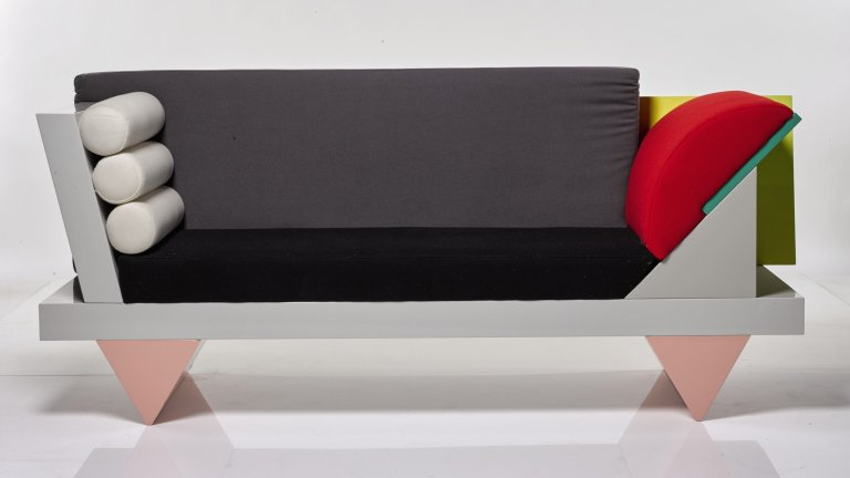 Peter Shire, 'Big Sur' Sofa, 1986
