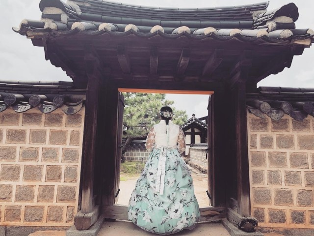 Welcome to Jeonju Hanok Village