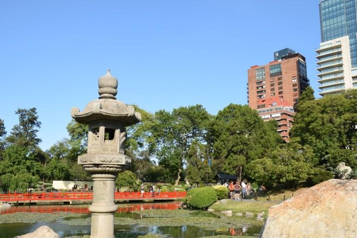 Japanese Garden in Buenos Aires