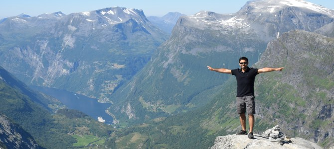 Norway: Day 5: Lom to Geiranger