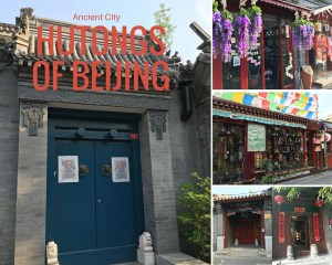 Ancient district of Beijing where tradition still lives