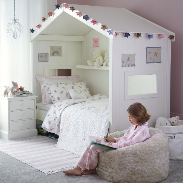50 Cute Teenage Girl Bedroom Ideas | How To Make a Small ... on Small Room Ideas For Girls  id=40436