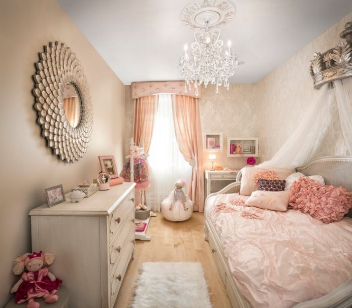 50 Cute Teenage Girl Bedroom Ideas | How To Make a Small ... on Girls Bedroom Ideas For Very Small Rooms  id=77440