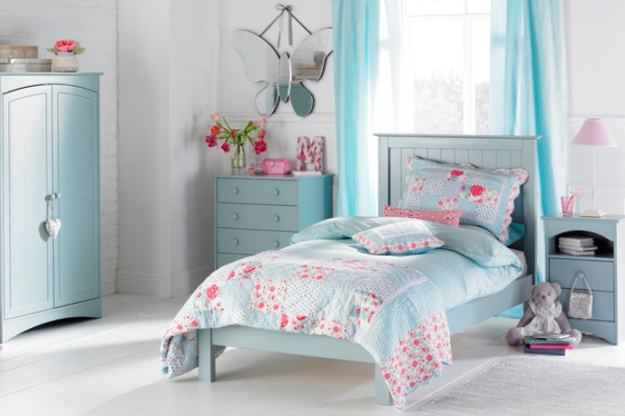 50 Cute Teenage Girl Bedroom Ideas | How To Make a Small ... on Small Room Ideas For Girls  id=16852