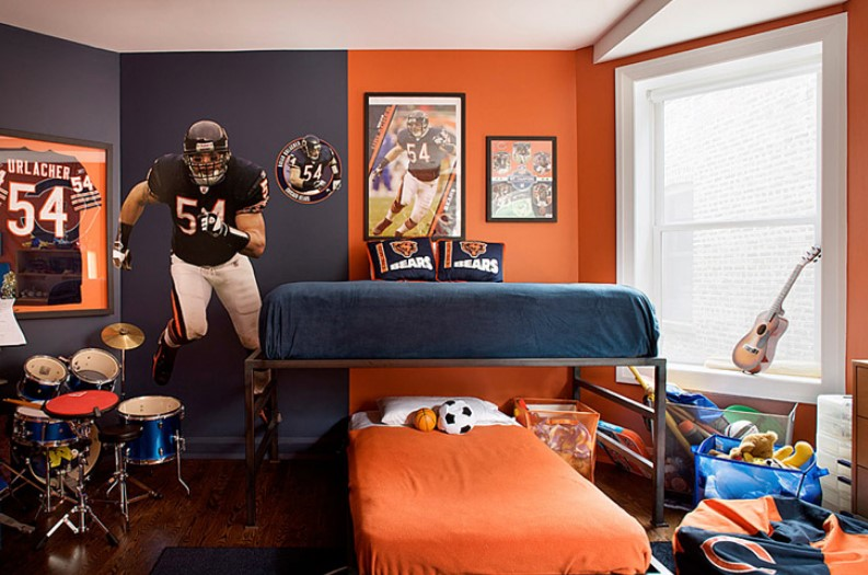 30 Cool And Awesome Boys Bedroom Ideas That Anyone Will Want To Copy