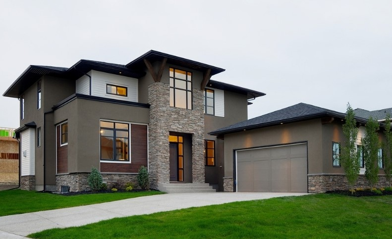 50 Best Exterior Paint Colors for Your Home | Ideas And ... on Modern House Painting Ideas  id=55053