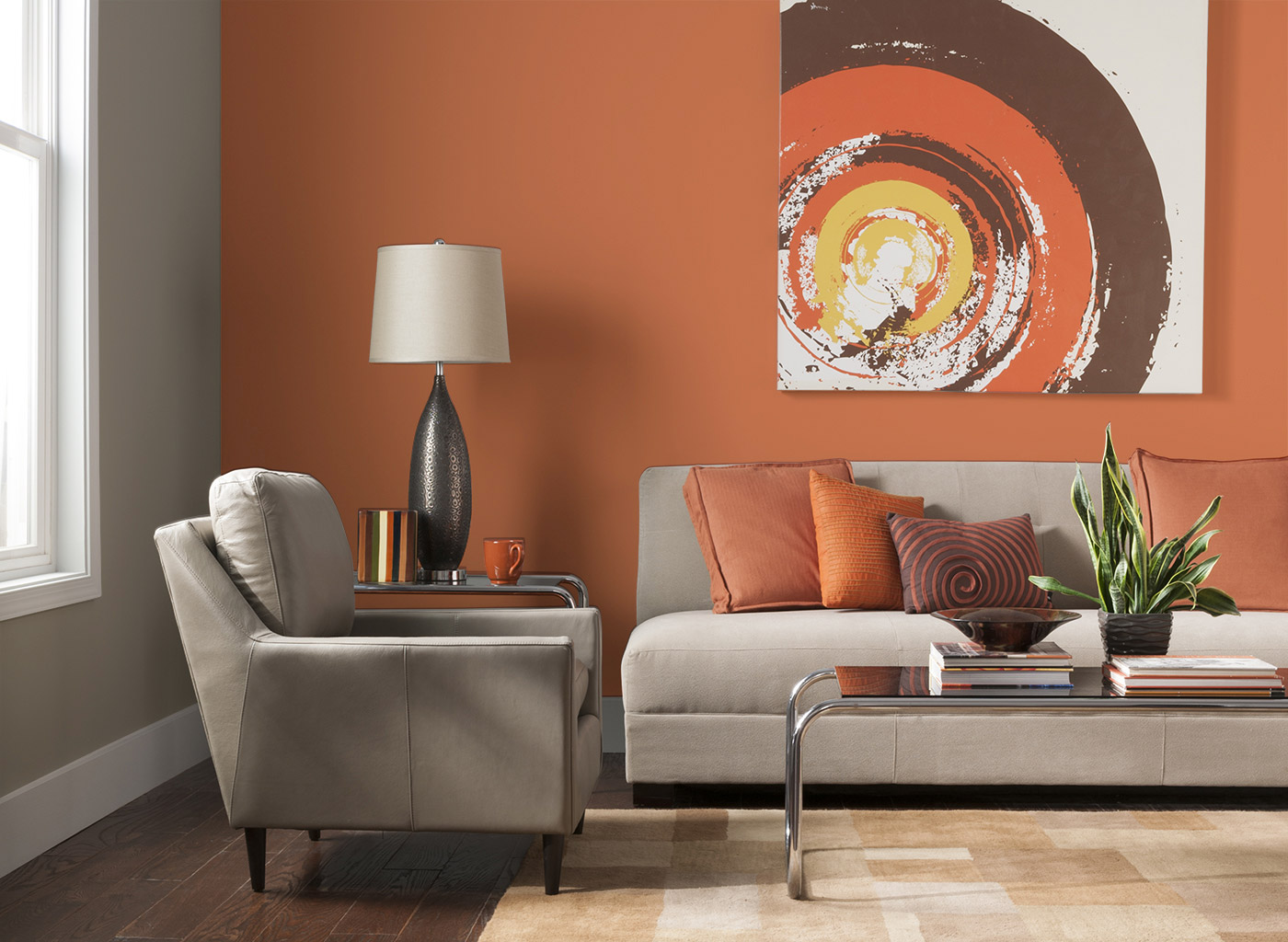 50 Living Room Paint Color Ideas for the Heart of the Home ... on Room Painting id=13002