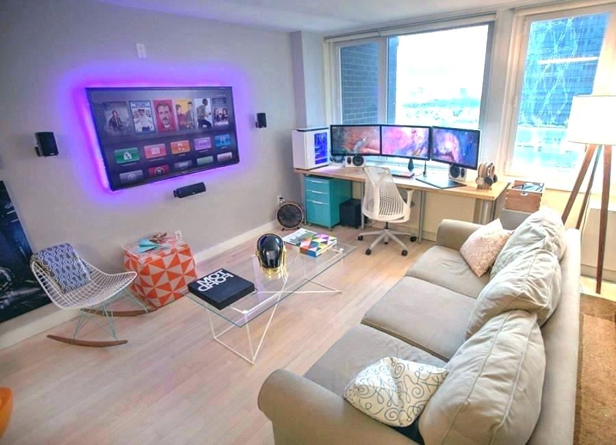 Are you looking for some amazing game room ideas? 50 Video Game Room Ideas to Maximize Your Gaming Experience