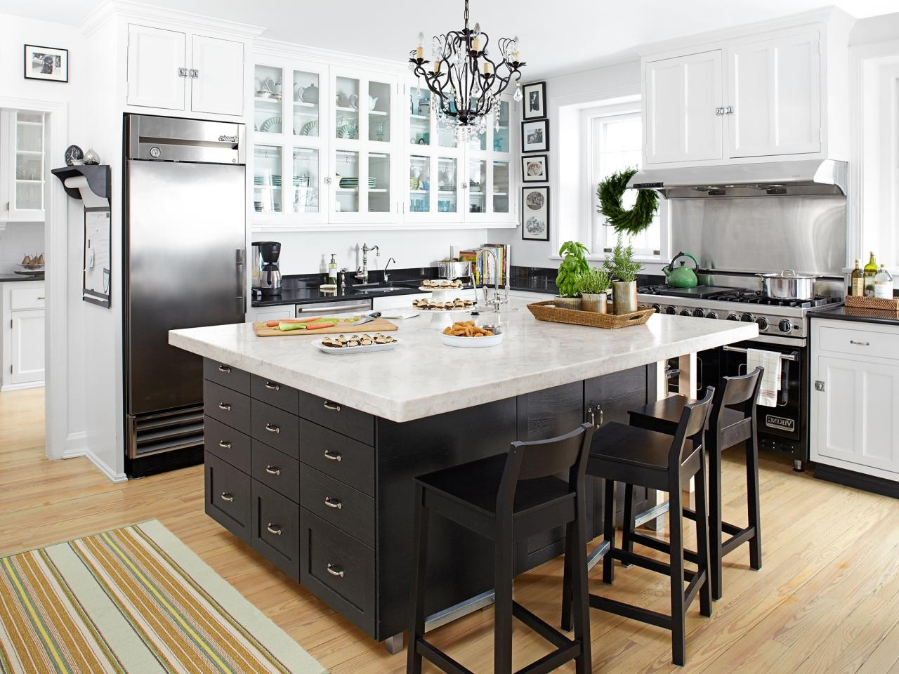 60 Kitchen Island Ideas Leaven Up Your Cookery