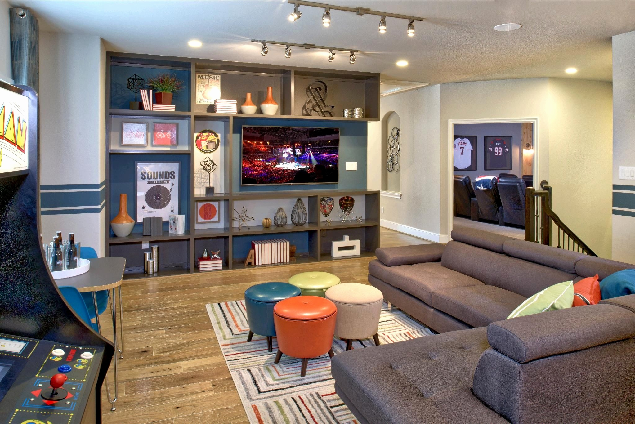 Are you looking for some amazing game room ideas? 15 Fun Rec Room Ideas to Enhance Your Mood