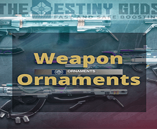 Weapon Ornaments