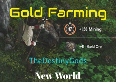 New World Gold Farming