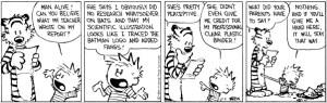 Calvin Grade
