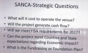 SANCA business plan