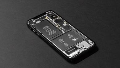 Internal battery technology of iPhone X
