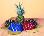 Qilo pineapple hats