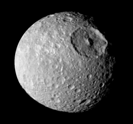 Iapetus: The Original Death Star | The Devil In The Detail