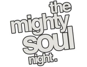 mighty soul night logo