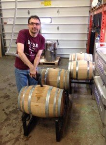 John Pastor, co-owner of Grape and Granary, which has long been a haven for homebrewers and amateur wine makers. (Photo courtesy of Renaissance Artisan Distillers)