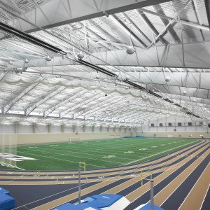 Stile Athletics Field House at The University of Akron (PHOTO: Shane Wynn/AkronStock.com)