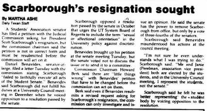 A headline written 30 years ago that seems to have relevance today, posted on Matt Muchowski's blog, the Infamous Scribbler.