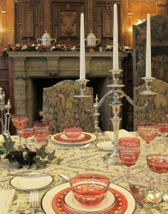Stan Hywet_Deck the Hall_Manor House_Dining Rm detail_zpsveq9ib25
