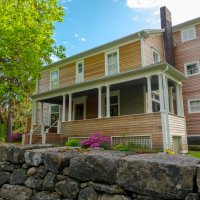 Vintage Structures | The Rebirth of the John Brown House