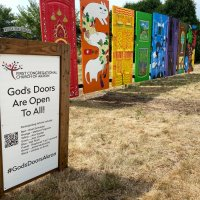 'God's doors are open to all' at First Congregational Church