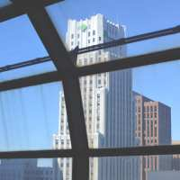 Hidden in plain sight: How to walk Downtown Akron's skywalk