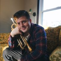 Trumpeter Tommy Lehman expresses love for Akron through his jazz