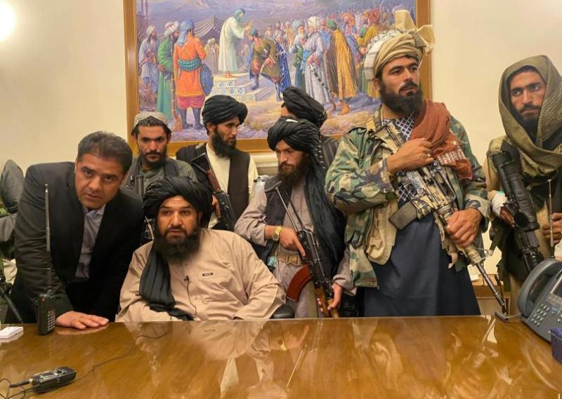 The Devil Unbound: On the crisis in Afghanistan