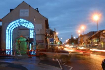 Public art Heavitree Arch