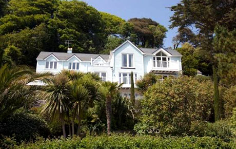 property in Salcombe