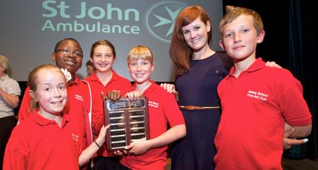 Abbey School Winners