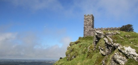 Church of St Michael, Brentor, Some rights reserved by huggleperson