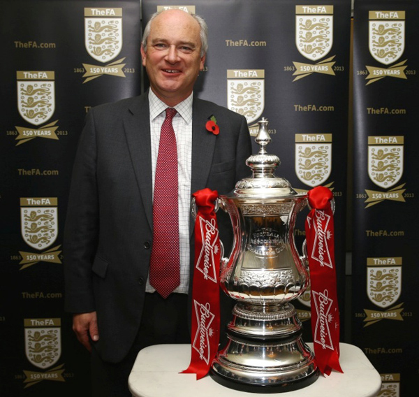 Nick Harvey and the FA Cup