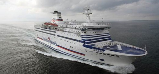 Brittany Ferries original cruiseferry Bretagne ferry