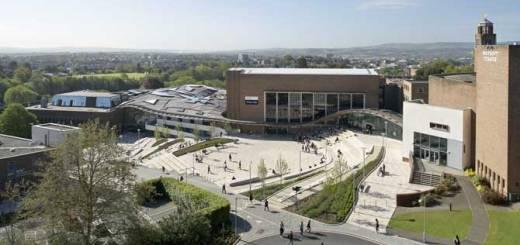 University of Exeter Streatham campus