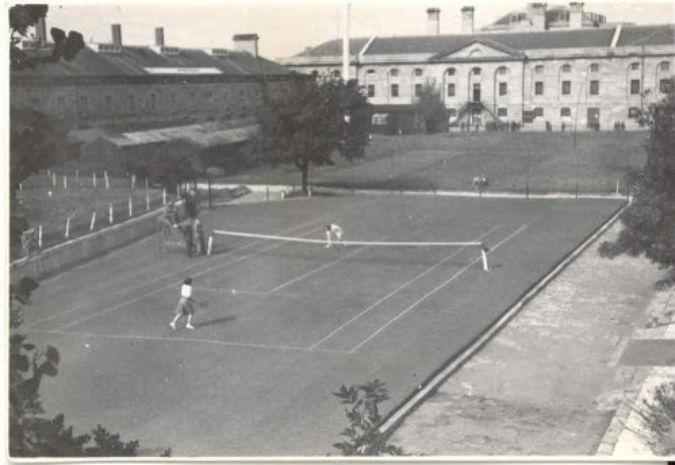 rwy tennis