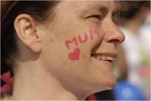 Race for Life: Mum