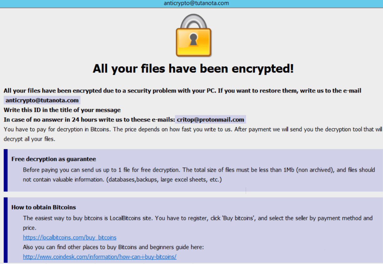 Ransomware Again…But We Changed the RDP Port!?!?!