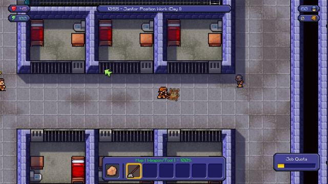 escapists game, the escapists on steam, xbox one games, xbox one game review, escape prison on xbox, prison simulator,