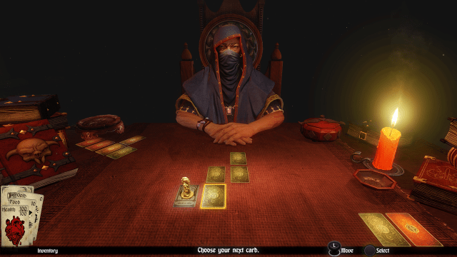 hand of fate, deviant development, 3d card strategy game,