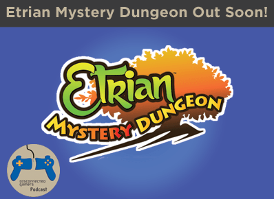 etrian mystery dungeon, emd, nintendo 3ds game, atlus usa 3ds games, 3ds rpg games,