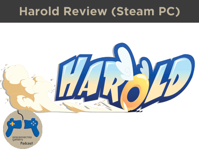 harold game, harold platformer, moon studios game, steam games, steam pc games, video game review,